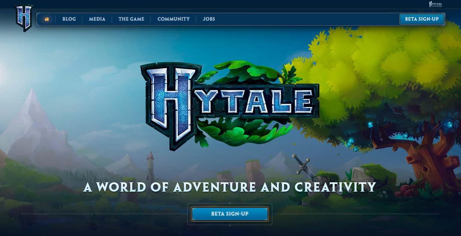 Descargar beta Hytale